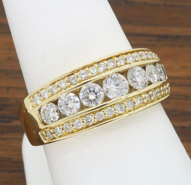 Diamond Anniversary Band For Sale 1
