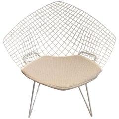 """Diamond"" Armchair by Harry Bertoia"