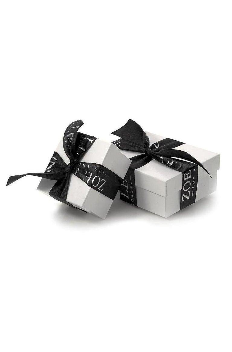 Diamond Asymmetrical Initial Necklace, D For Sale 5