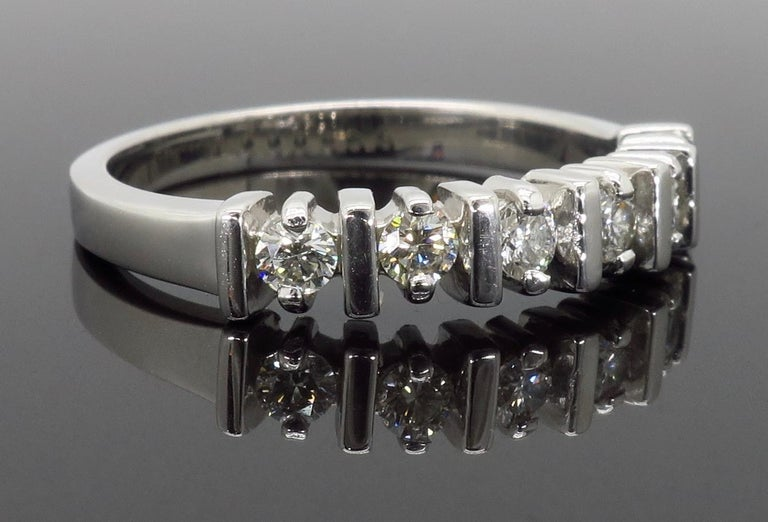 Diamond Band Ring For Sale 5