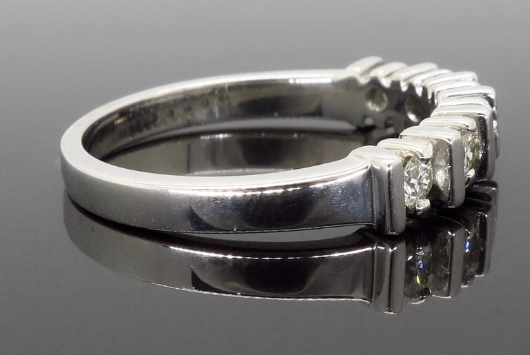 Diamond Band Ring For Sale 4