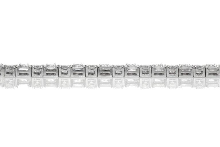 Women's Diamond Bracelet For Sale