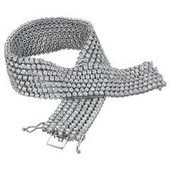 Diamond Bracelet 13.08 Carats