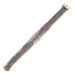 Diamond Bracelet in Victorian Style
