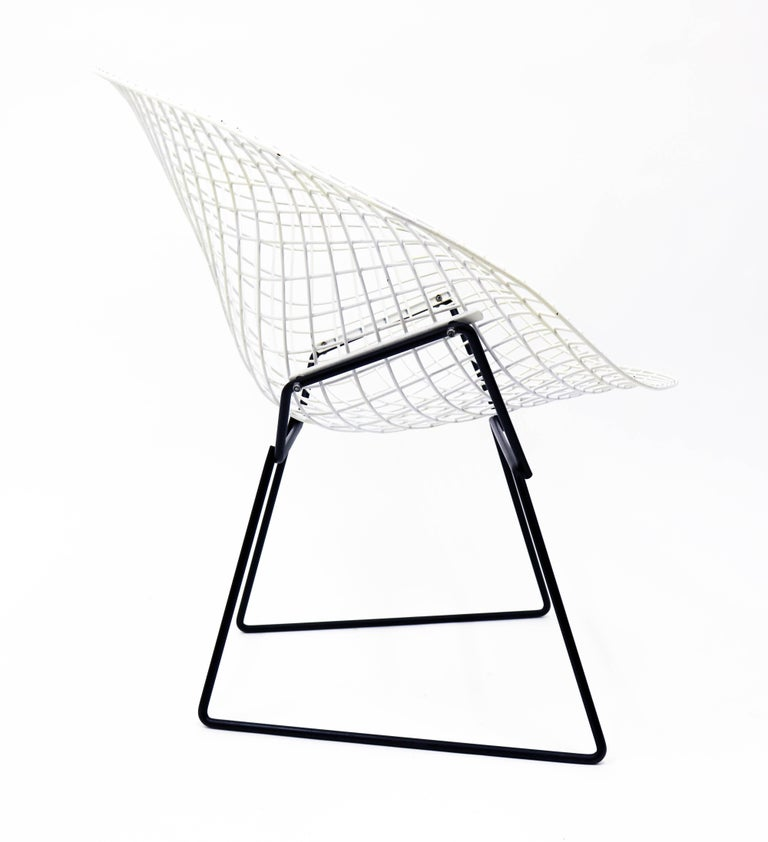 """""""Diamond"""" Chair by Harry Bertoia for Knoll For Sale 4"""