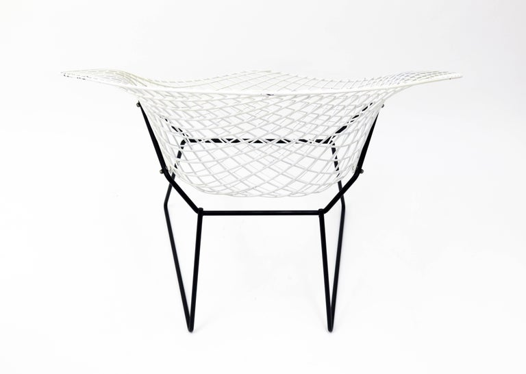 """""""Diamond"""" Chair by Harry Bertoia for Knoll For Sale 5"""