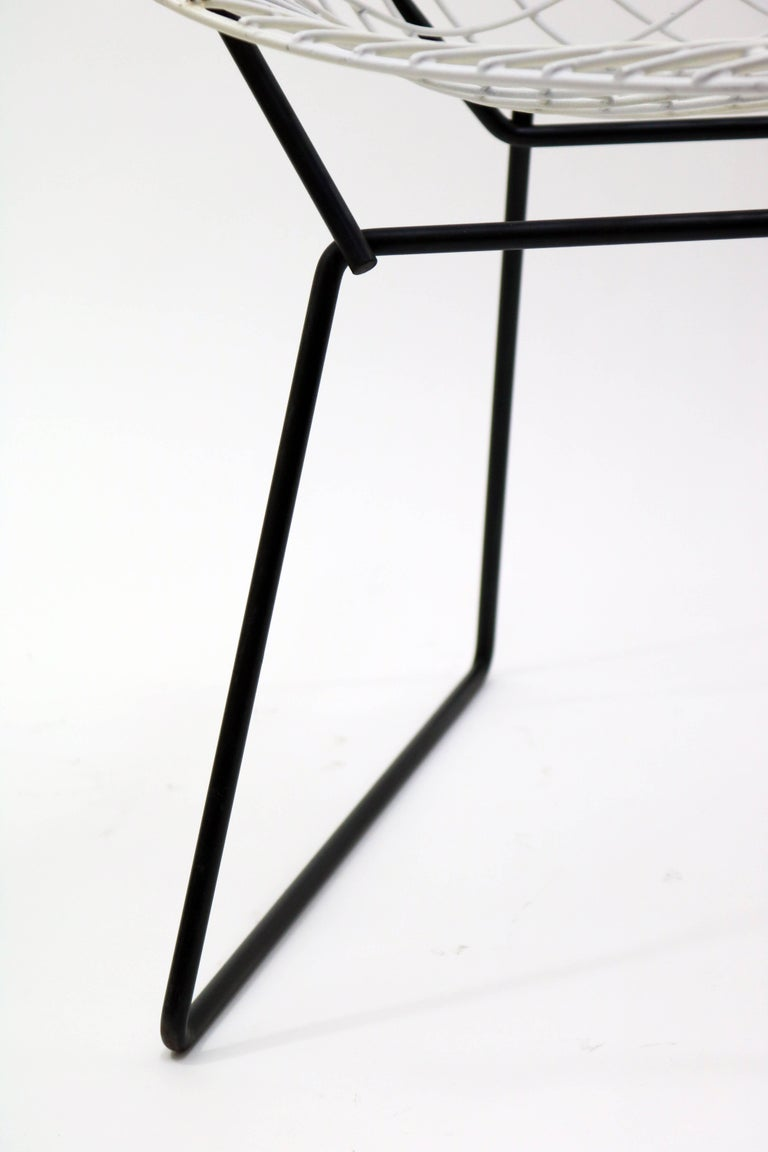 """""""Diamond"""" Chair by Harry Bertoia for Knoll For Sale 1"""