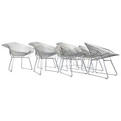 Diamond Chair by Harry Bertoia for Knoll International