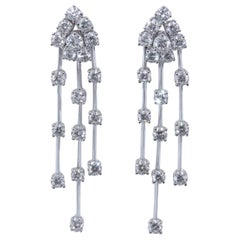 Diamond Chandelier Earrings 37610001