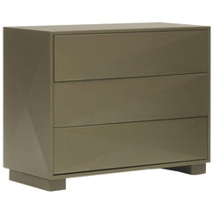 Diamond Dresser in Khaki by Normal Studio and Tolix