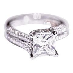 Diamond Engagement Ring by DeMarco