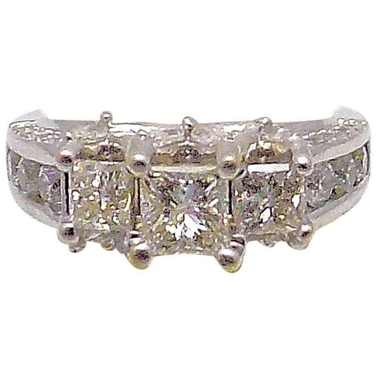 Diamond Engagement Ring For Sale