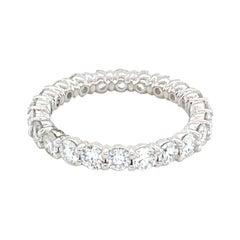 Diamond Eternity Band 2.30 Carats