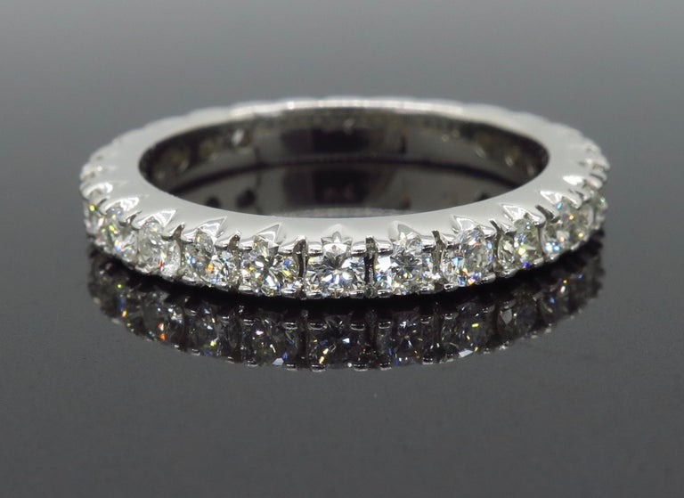 Women's Diamond Eternity Band For Sale
