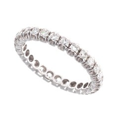 Diamond Gold Eternity Ring