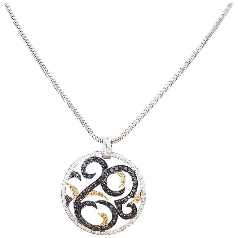Diamond Gold Necklace