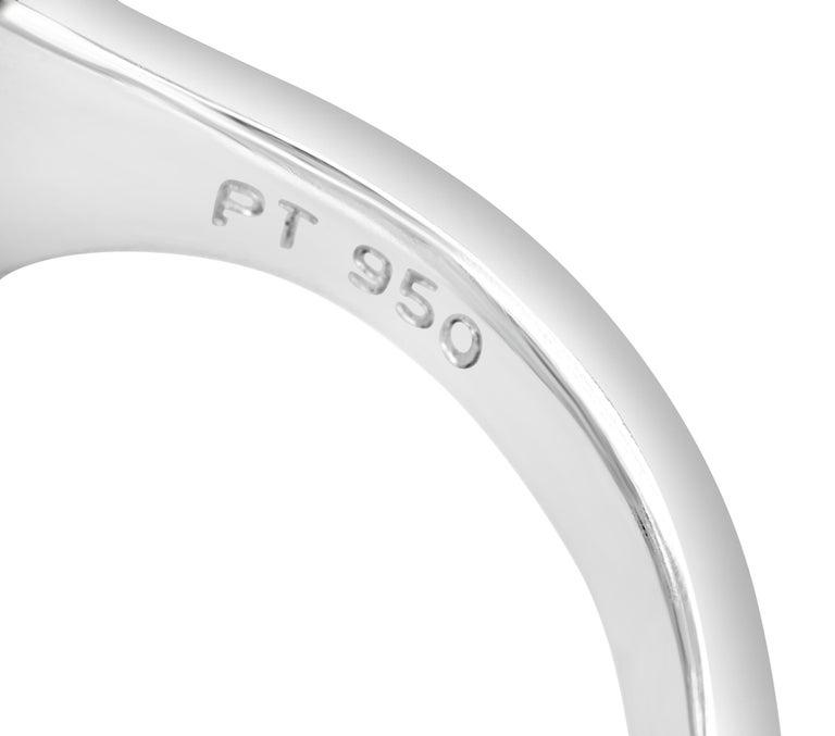 Women's Diamond Lace Sapphire Ring For Sale