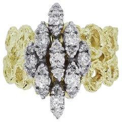 Diamond Marquise Shape Ring