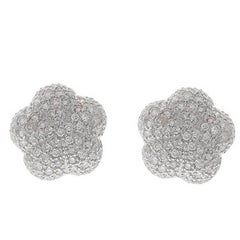 Diamond Pave Set Earring