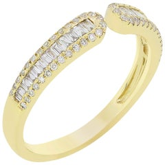 Diamond Ring in 14K Yellow Gold