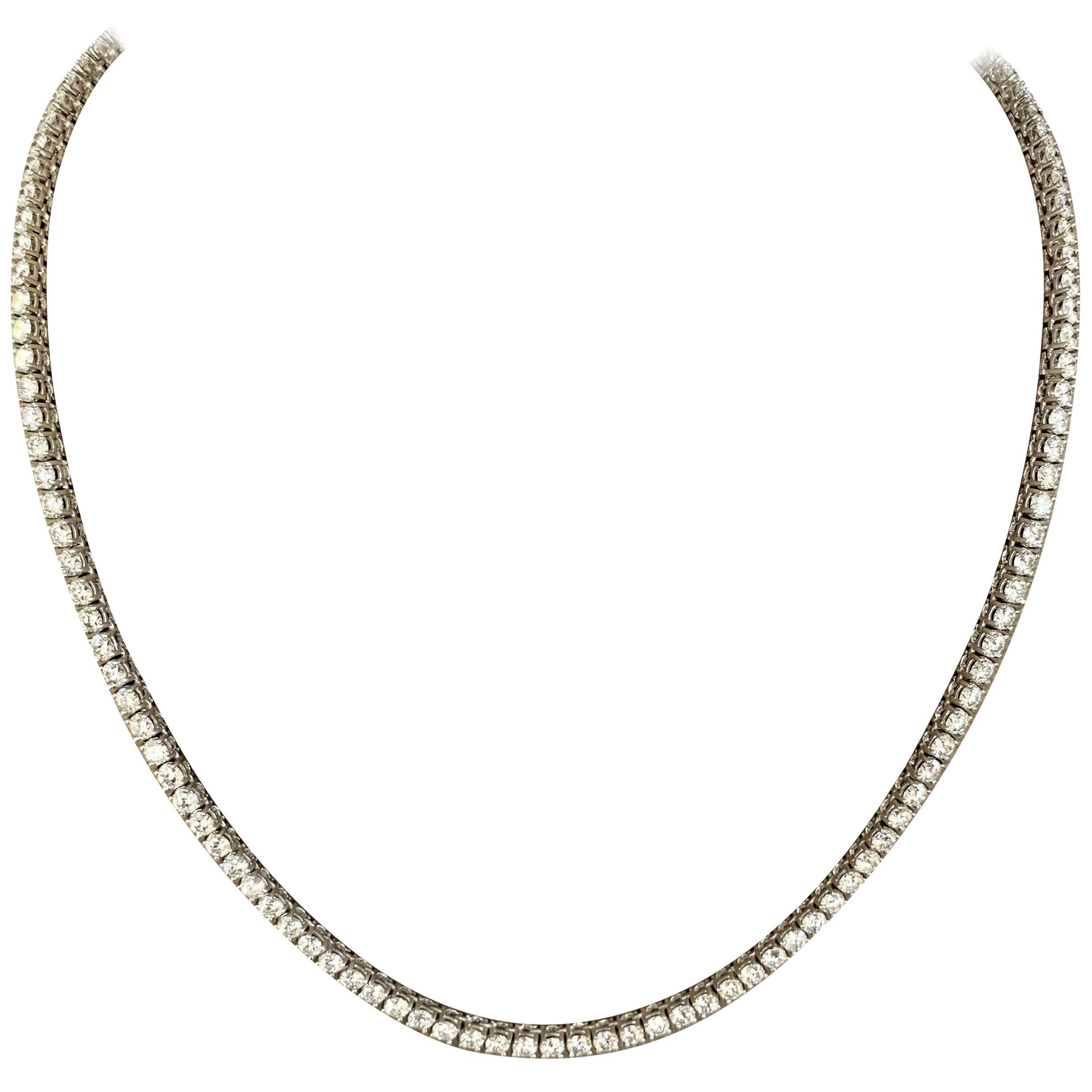 Diamond Rivière Necklace by Bucherer