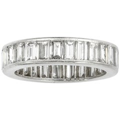 Diamond-Set Full Eternity Ring