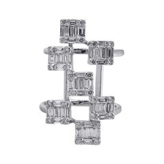 Diamond Stations Double Ring