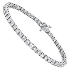 Diamond Tennis Bracelet 2.50 Carat