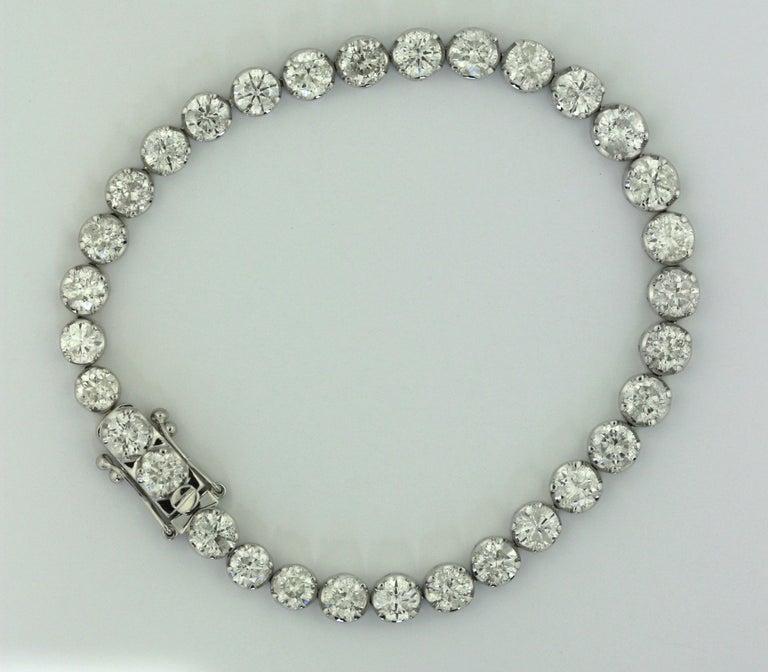 Diamond Tennis Bracelet For Sale 1