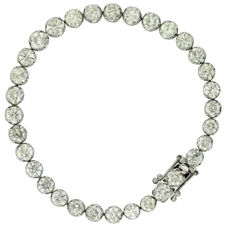 Diamond Tennis Bracelet For Sale