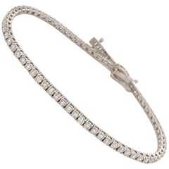Diamond Tennis/Line Bracelet