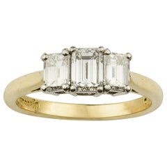 Diamond Three-Stone Ring by Boodles