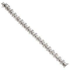 Diamond Vine Bracelet