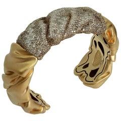 Diamonds 18 Karat Yellow Gold Bracelet