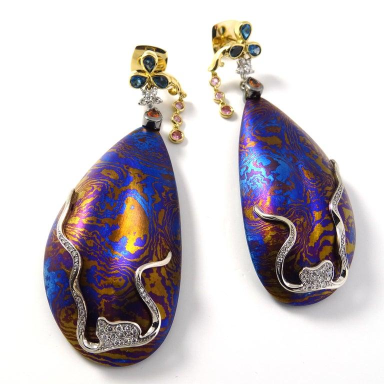 This earrings named
