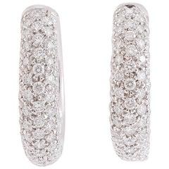 Diamonds White Gold Earrings