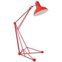 Diana Floor Lamp in Aluminum