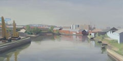 Early summer Gowanus Bay