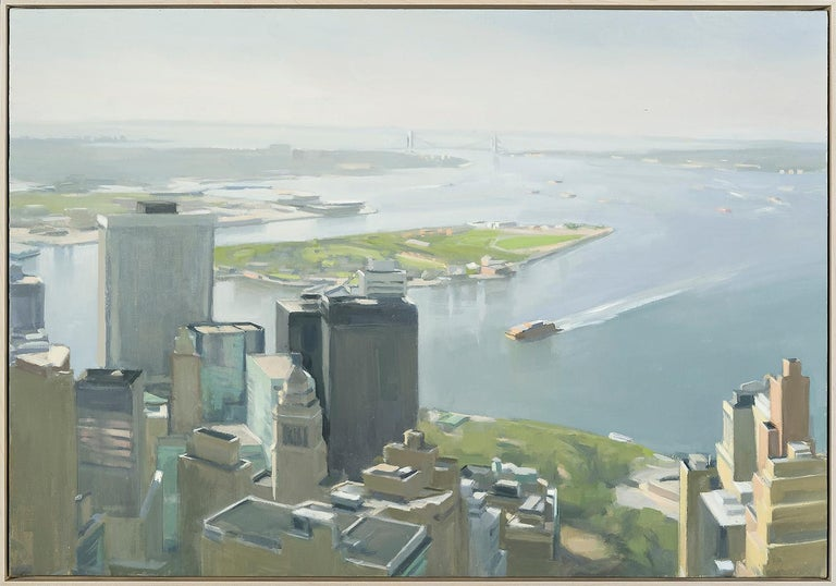 Lower Manhattan and Ferry  For Sale 1