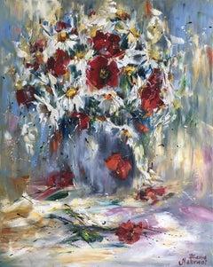 Still Life, Painting, Oil on Canvas