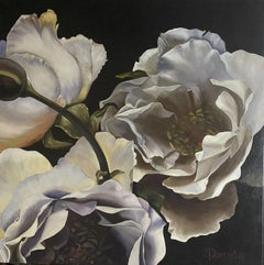 'Lucia', 2020, Contemporary still life on oil on linen
