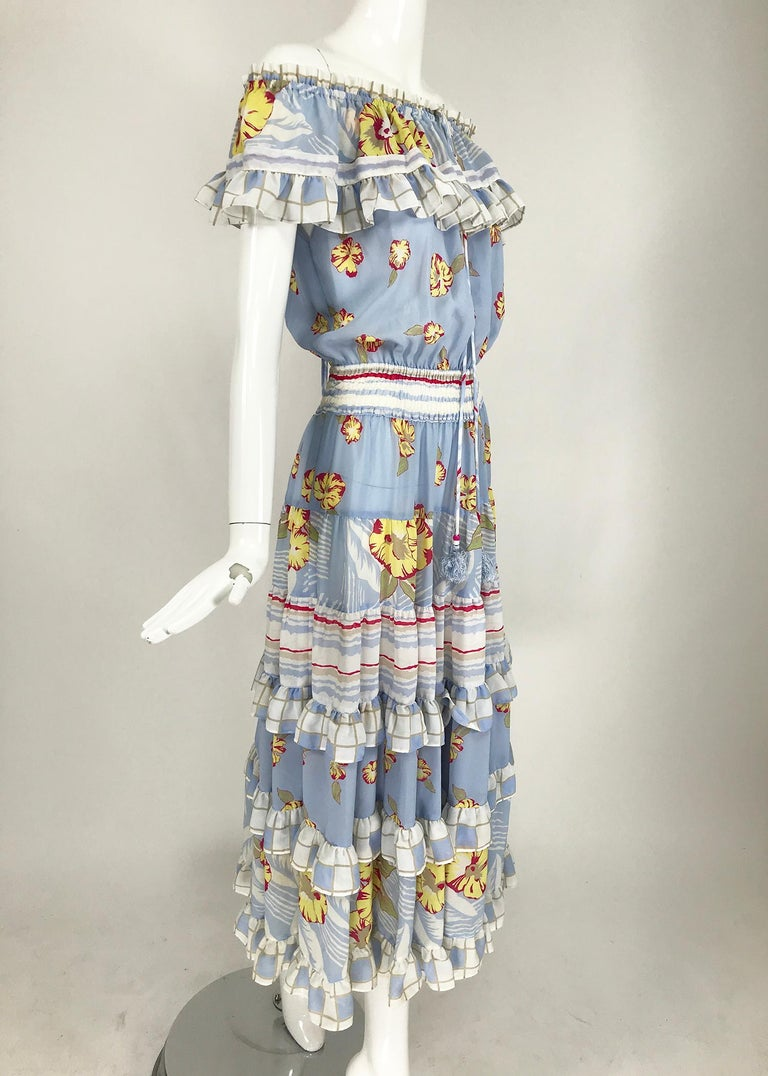 Stunning 1980\u2019s Diane Freis dress