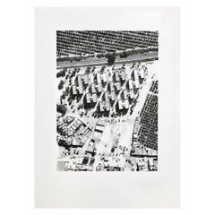 Diane Guyot de Saint Michel Contemporary Art Lithography Cantillana Artwork 2017