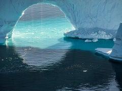 Broken Arches, Disko Bay, Greenland