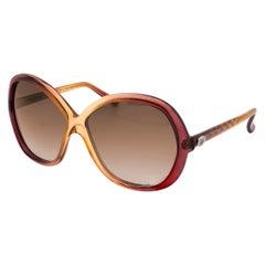 Diane von Furstenberg vintage sunglasses, France 70s