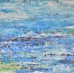 Diane Whalley, A Beautiful Day, Abstract Art, Affordable Art, Contemporary Art