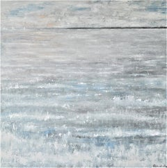 Diane Whalley, Shimmering Waters, Original Abstract Painting, Contemporary Art