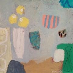 Diane Whalley, Sweet Memories, Original still-life painting