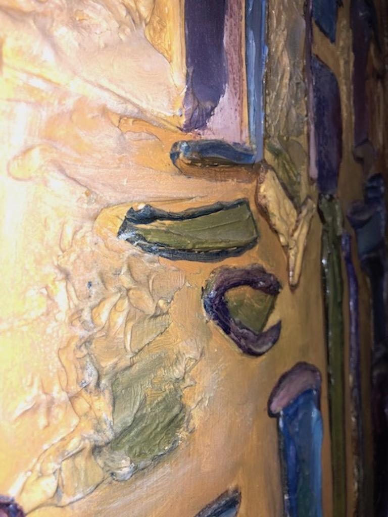 Diane Woodruff '1940-1993' Painting For Sale 7