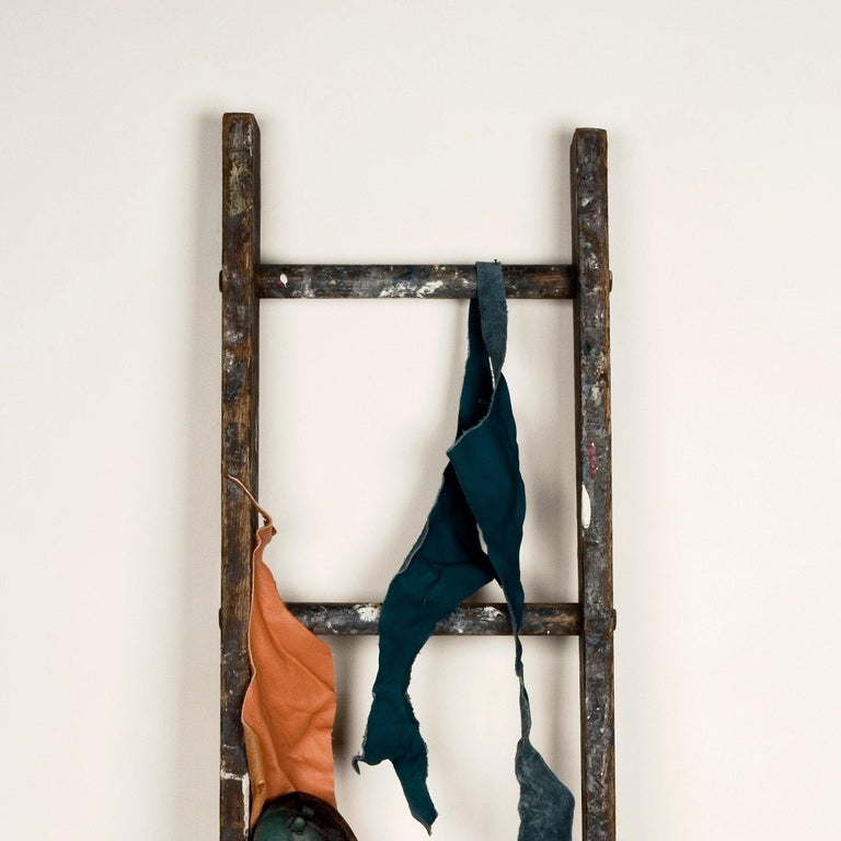 Double Hommage - Sculpture by Dianne Baker